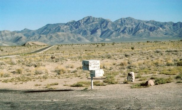 mailbox for Area 51