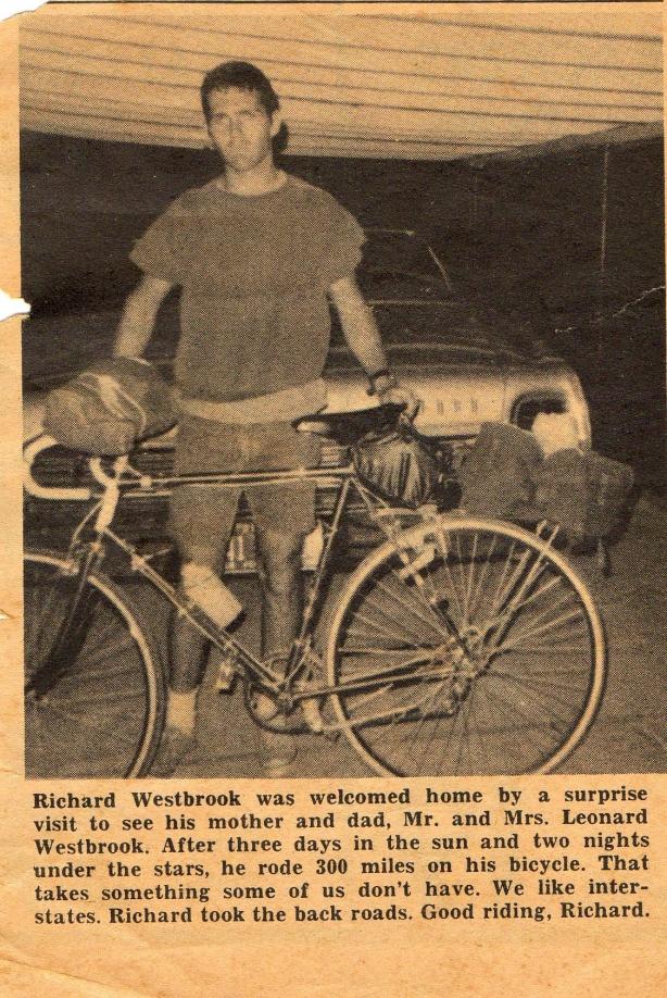 Ricahard Westbrook, Trion, GA
